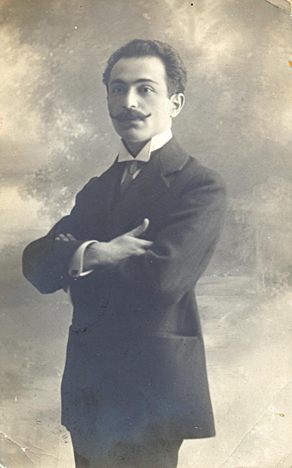 სიმონიკა მესხი, 1912 წ.